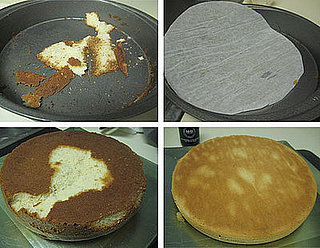 Simple Tip: Line Cake Pans With Parchment Paper