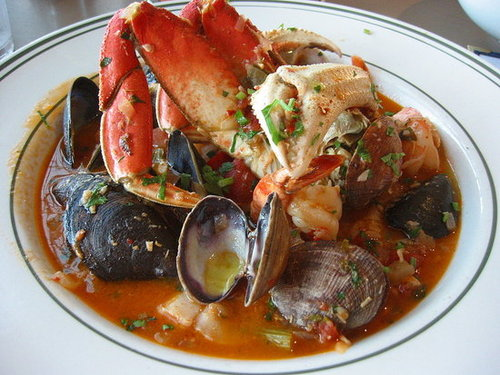 Slideshow: Sam's Chowder House, Half Moon Bay, CA