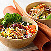 Fast & Easy Dinner: Crispy Chopped Chicken Salad