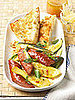 Fast &amp; Easy Dinner: Sausage and Summer Squash