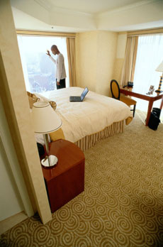 Are You Careless With Energy Use While Staying in Hotels?