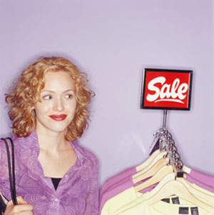 Know Where To Find the Sale Rack