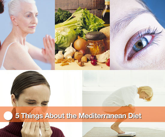 5 Things About the Mediterranean Diet