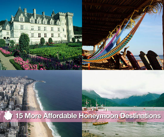 The Best Places to Honeymoon in the Recession