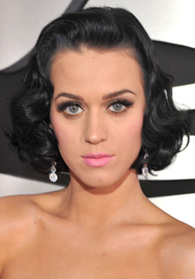 Katy Perry at 2009 Grammys