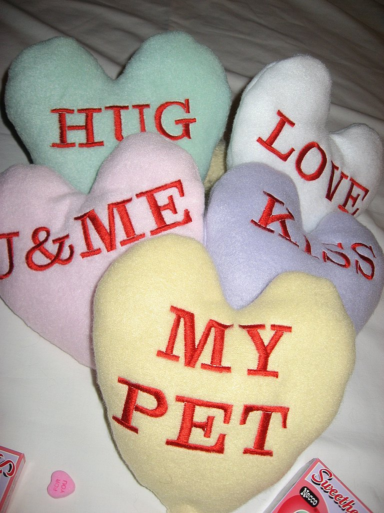 Canine Conversation Hearts
