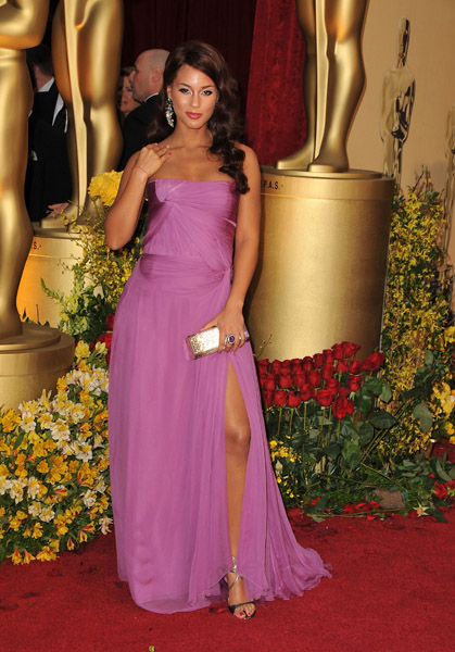 Alicia Keys at the 2009 Oscars