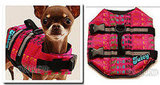 Juicy Live to Surf and Shop Dog Life Vest
