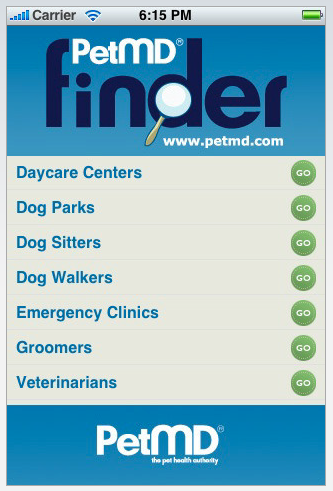 PetMD Comes to the iPhone
