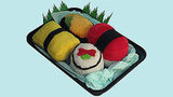 Four-Piece Sushi Set