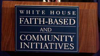Holy Controversy! Obama's Office of Faith-Based Initiatives