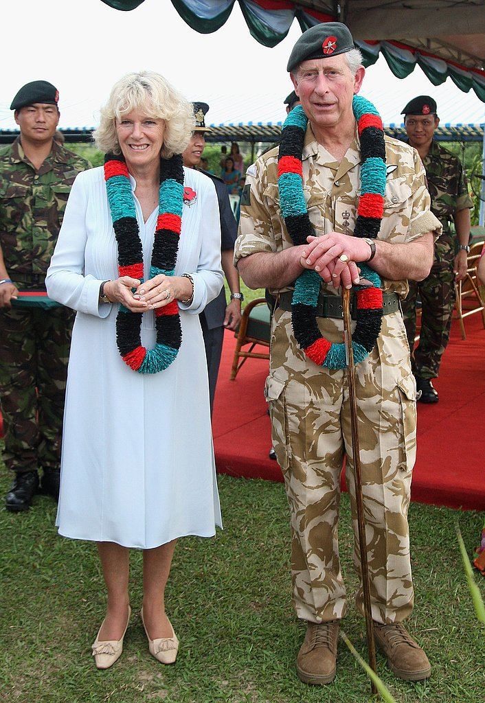 Prince Charles and Camilla, Duchess of Cornwall