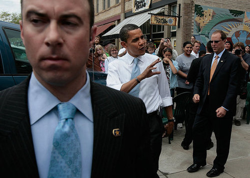 Quiz Nation! Presidential Secret Service Names