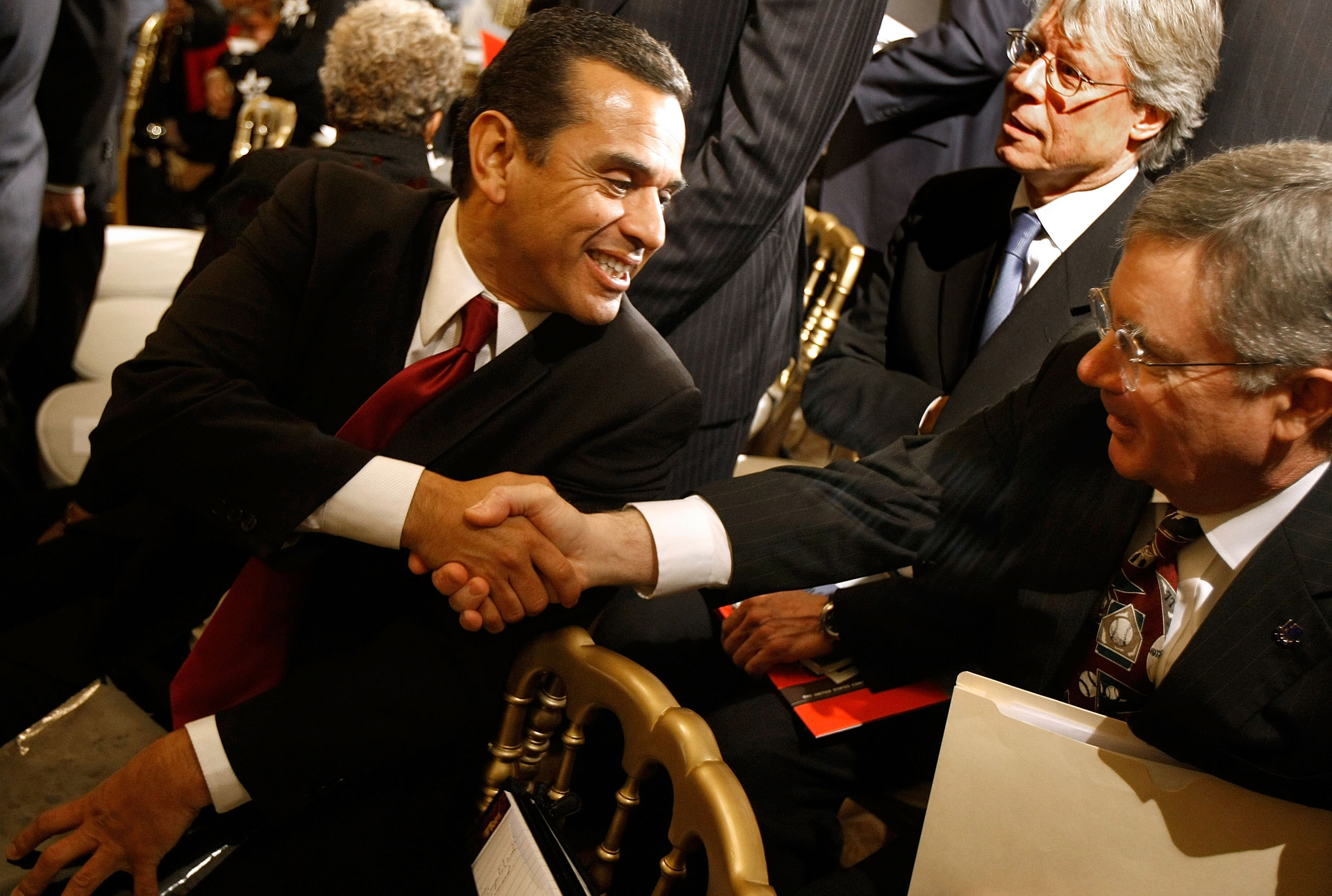 Los Angeles Mayor Antonio Villaraigosa