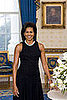 Michelle Obama's Official Portrait