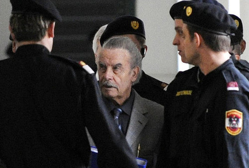 Josef Fritzl Pleads Guilty After Seeing His Daughter's Testimony