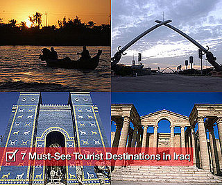 7 Must-See Tourist Destinations in Iraq