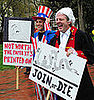Picture It: Tax Day Now Tea Party Day/Halloween! 