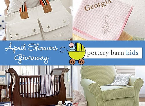 And the Winner of the Pottery Barn Kids Giveaway Is . . .