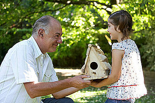 Would You Adopt a Grandparent For Your Child?