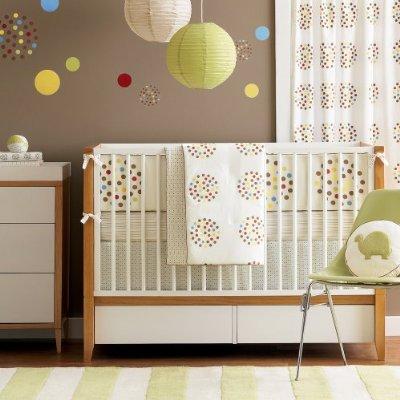 Circle Crib Set