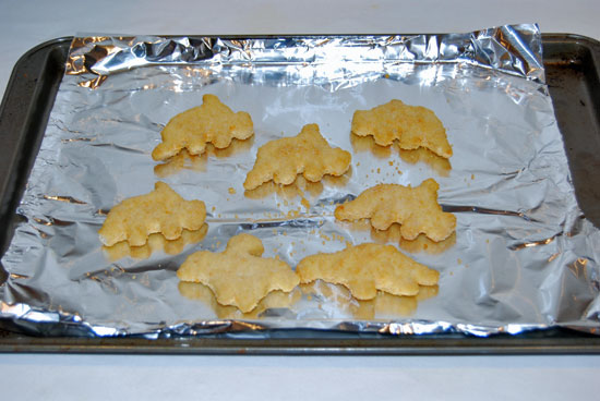 Nuggets Ready for Oven