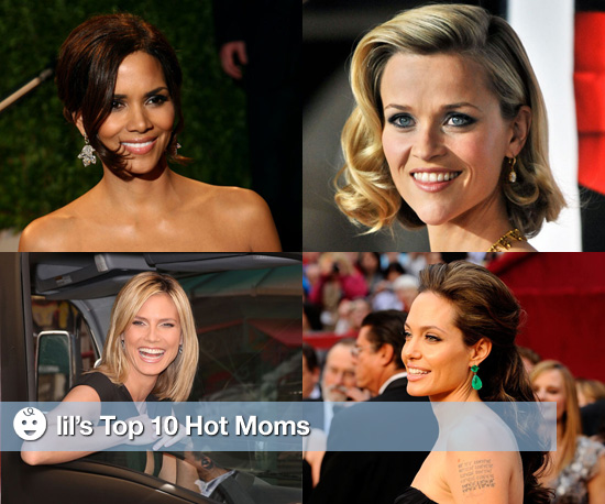 lil's Top 10 Hot Moms