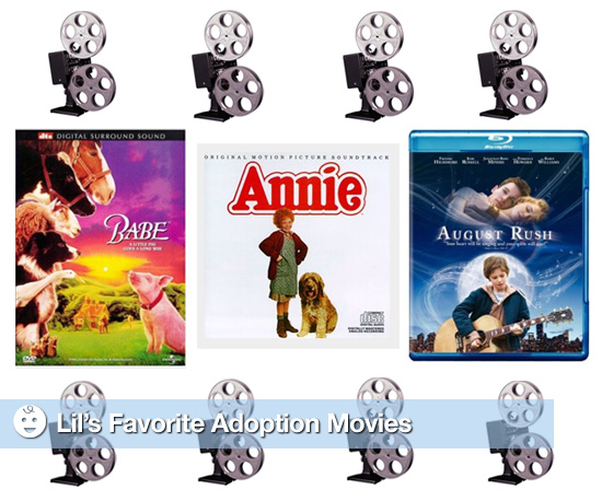 What's Your Favorite Adoption Movie?