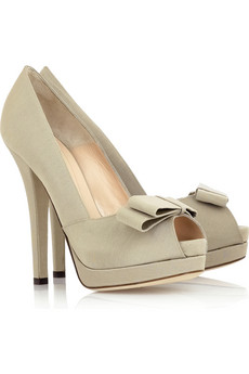 Cream Fendi shoes, hit or miss??