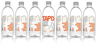 Tap'dNY Is Selling Bottled New York Tap Water