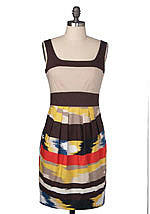 Dresses - Mod Retro Indie Clothing & Vintage Clothes - Art Gallery Dress