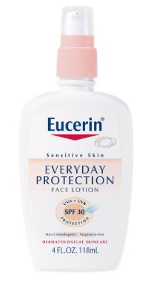 Review of Eucerin Facial Lotion