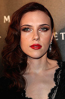 Scarlett Johansson's Makeup at the Moet and Chandon Event in London