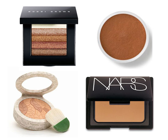Eight Bronzers to Brighten Your Day