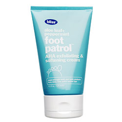 Wednesday Giveaway! Bliss Foot Patrol