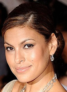 Eva Mendes at the Costume Institute Gala