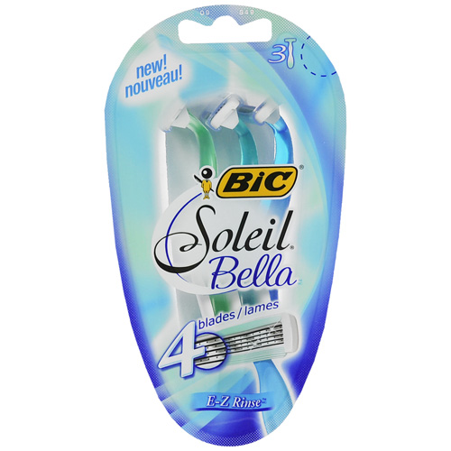 Review of BIC Soleil Bella Four Blades Shaver