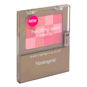 Review of Neutrogena Healthy Skin Blends Sheer Highlighting Blush