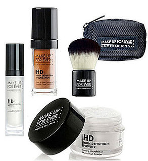 Tuesday Giveaway! Make Up For Ever Primer, Foundation, Powder, and Kabuki Brush