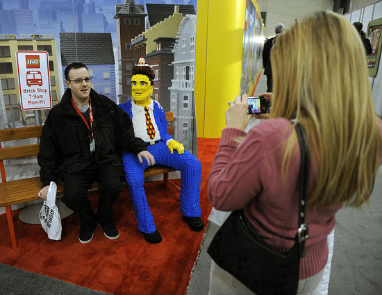 The Five Funniest Things We Saw at Toy Fair