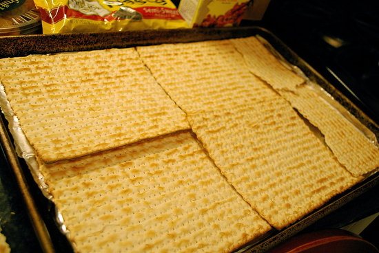 Prepare Your Matzoh