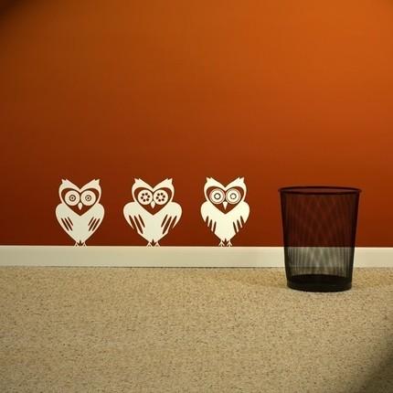 Owl Wall Graphics