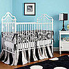 Black and White Nursery Decor
