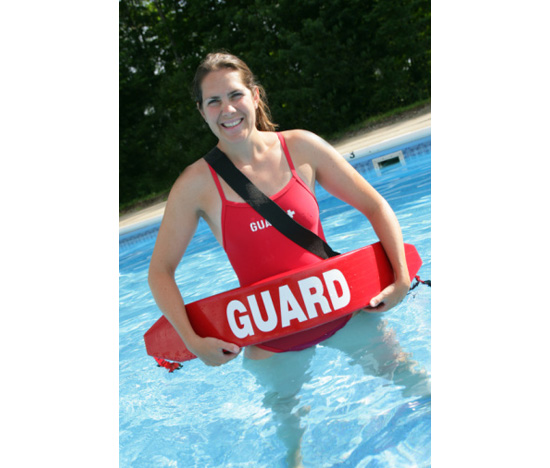 Lifeguard on Duty