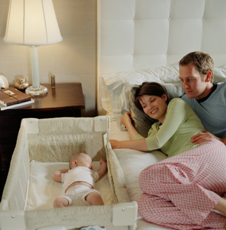 Safer Options For Co-Sleeping and In Room Alternatives