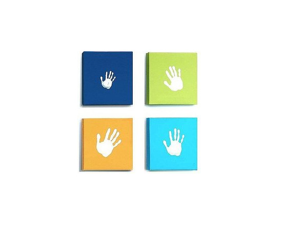 Try the Handprint Canvas Kit