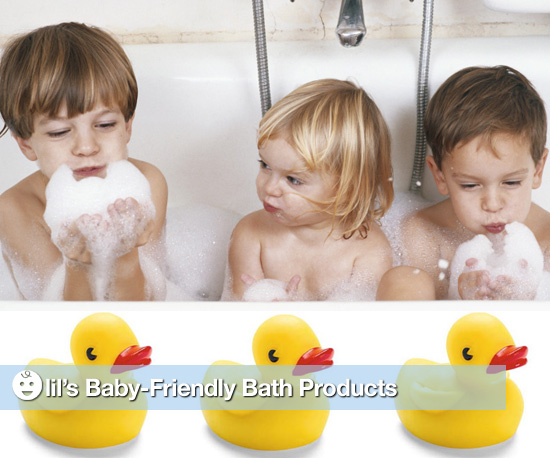 Baby-Friendly Bath Products