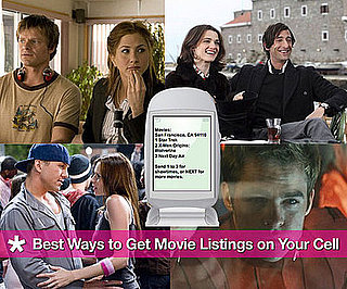Best Ways to Get Movie Listings on Your Cell