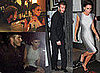 Photos of Victoria Beckham and David Beckham at Dinner in Milan