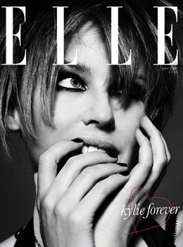 Extracts From Kylie Minogue's Interview With Elle Magazine